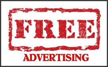 free online advertising for your website